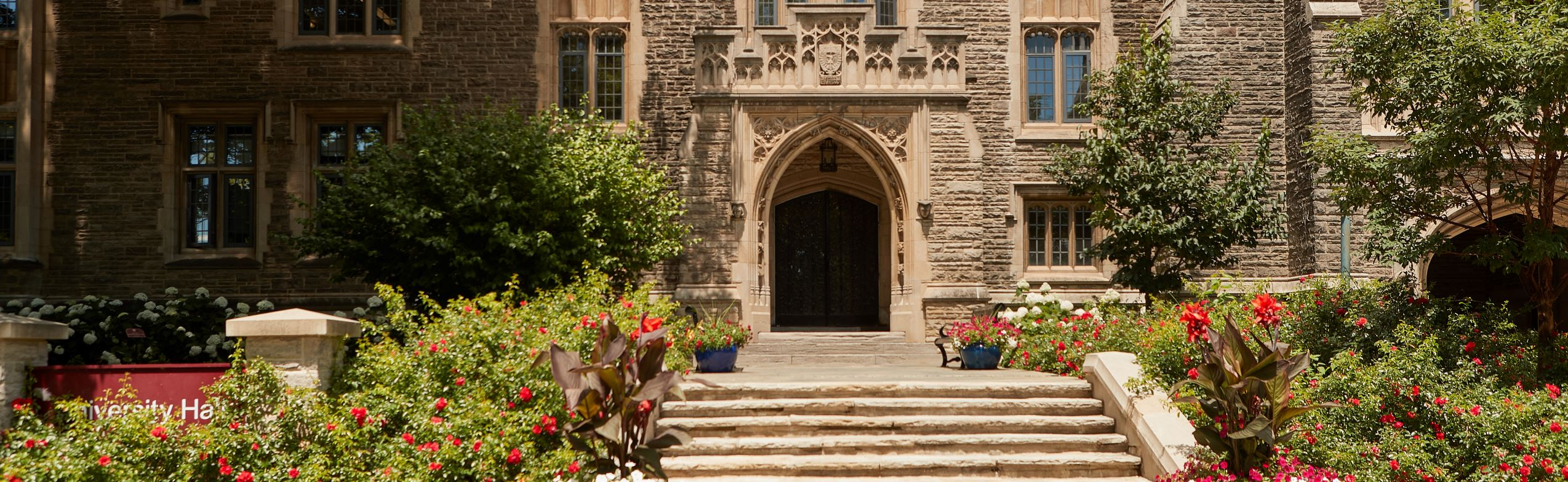 university hall entrance
